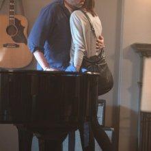 Dr House: Hugh Laurie e Karolina Wydra nell'episodio Body and Soul