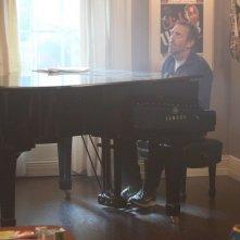 Dr House: Hugh Laurie in una scena dell'episodio Body and Soul
