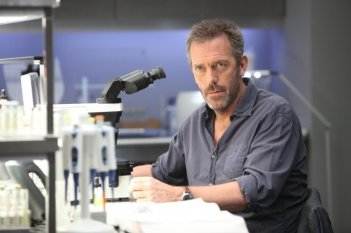 Dr House: Hugh Laurie nell'episodio Better Half