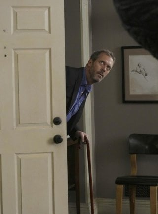 Dr House: Hugh Laurie nell'episodio Perils of Paranoia