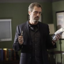 Dr House: Hugh Laurie nell'episodio The C-Word