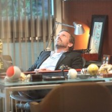 Dr House: Hugh Laurie nell'episodio Transplant