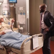 Dr House: Omar Epps nell'episodio Post Mortem