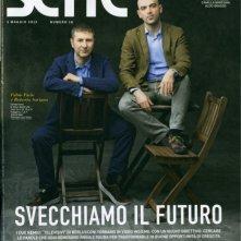Fazio e Saviano in cover su Sette per Quello che (non) ho