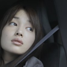 Like someone in love: Rin Takanashi in una scena tratta dal film di Abbas Kiarostami