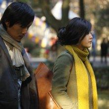 Mystery: Lei Hao e Qi Xi in una scena del film diretto da Lou Ye
