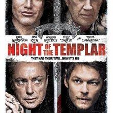 Night of the Templar: la locandina del film