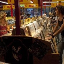 Rock of Ages: Julianne Hough e Diego Boneta in una scena del film