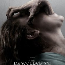 The Possession: la locandina del film