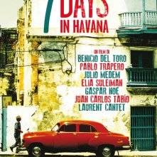 7 giorni all'Havana: la locandina italiana del film