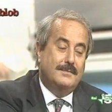 Giovanni Falcone ospite del Maurizio Costanzo Show, durante la puntata del 26 settembre 1991