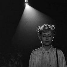 Giulietta Masina in Le notti di Cabiria di Fellini (1957)