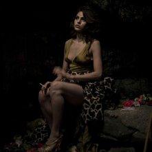 Holy Motors: Eva Mendes in un'immagine tratta dal film