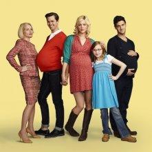 The New Normal: una prima foto promozionale del cast della serie