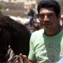 After the battle: Mena Shalaby e Bassem Samra in una scena del film diretto da Yousry Nasrallah
