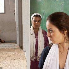 After the battle: Mena Shalaby una scena del film diretto da Yousry Nasrallah