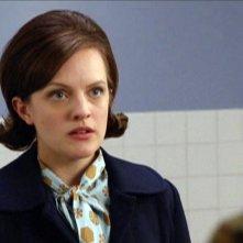 Elisabeth Moss nell'episodio Lady Lazarus della quinta stagione di Mad Men