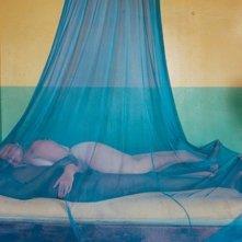 Paradise: Love, Margarete Tiesel in dolce compagnia in una scena del film