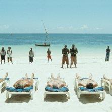 Paradise: Love, una scena del film