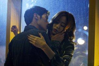 Taste of Money: Kim Hyo-jin e Kim Kang-woo in un'immagine del film