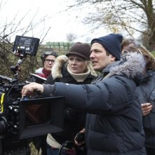The Hunt: il regista Thomas Vinterberg sul set del film