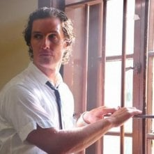 The Paperboy: Matthew McConaughey in una scena del film