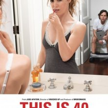 This is Forty: la locandina del film
