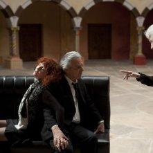 Vous n'avez encore rien vu: Sabine Azéma e Pierre Arditi sul set insieme al regista Alain Resnais