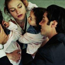 A perdre la raison: Émilie Dequenne e Tahar Rahim in una scena del film