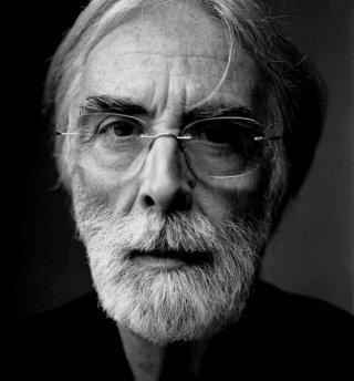 Amour: il regista Michael Haneke in una foto promozionale