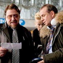 Ausgerechnet Sibirien: Armin Rohde, Joachim Król in una scena