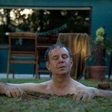 Ausgerechnet Sibirien: Joachim Król in una buffa scena del film