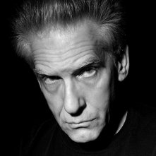 Cosmopolis: il regista David Cronenberg in una foto promozionale del film
