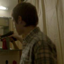 Djeca: Ismir Gagula in una scena tratta dal film