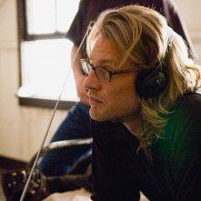 Killing Them Softly: il regista Andrew Dominik sul set del film