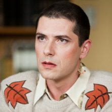 Laurence Anyways: Melvil Poupaud in una scena tratta dal film