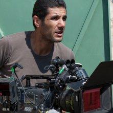 Les chevaux de Dieu: il regista Nabil Ayouch sul set del film