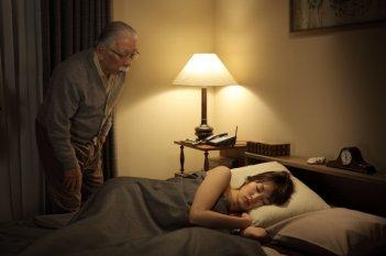 Like someone in love: Rin Takanashi insieme a Tadashi Okuno in una scena del film