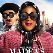 Madea's Witness Protection: la locandina del film