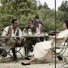 Thérèse Desqueyroux: Audrey Tautou con Gilles Lellouche in una scena del film
