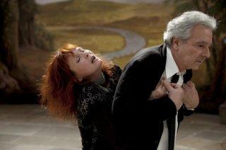 Vous n'avez encore rien vu: Sabine Azéma e Pierre Arditi in un'accorata scena del film