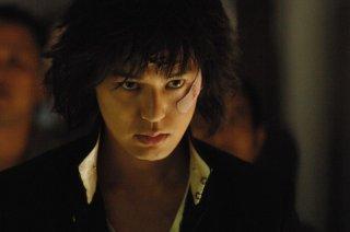 Ai to makoto: il protagonista Satoshi Tsumabuki in un primo piano tratto dal film