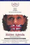 L'agenda nascosta: la locandina del film