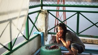 Mekong Hotel: Maiyatan Techaparn in una scena del film