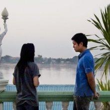 Mekong Hotel: Sakda Kaewbuadee e Maiyatan Techaparn in una scena del film
