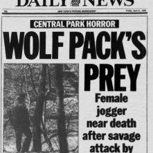 The Central Park Five: un'immagine del documentario sull'errore giudiziario che nel 1989 condannò cinque ragazzi per stupro