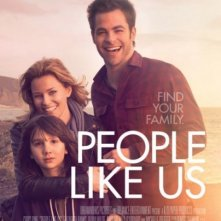 People Like Us: la locandina del film