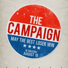 The Campaign: la locandina del film