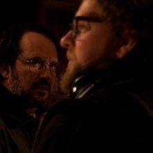 3: Humberto de Vargas sul set del film insieme al regista Pablo Stoll Ward