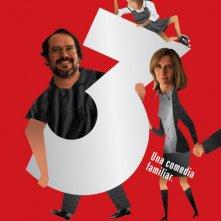 3: il divertente poster spagnolo del film
